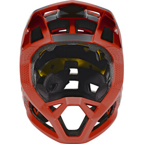 Fox Proframe Moth Helmet Men Dark Red